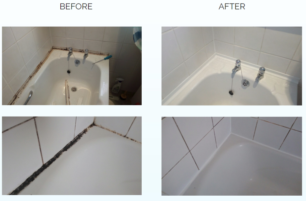 expert bath and shower sealing in New Basford